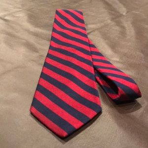 Brooks Brothers Classic Repp Regent Stripe Tie